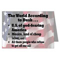 5. Bush's World View