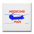 1. Military Artifacts - Medicine Man (Chinook)