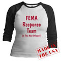 FEMA Response Team (Is this New Orleans?)