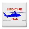 1. Military Artifacts - Medicine Man (HH60)