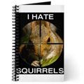 Squirrel in the Scope